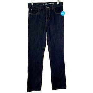 NWT Children's place boys jeans straight size 12